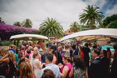 La boda de Javi y Ornella en Tacoronte, Santa Cruz de Tenerife 29