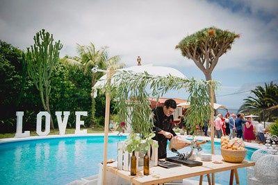La boda de Javi y Ornella en Tacoronte, Santa Cruz de Tenerife 31