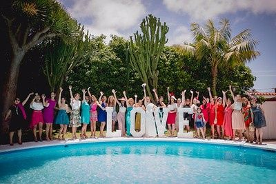 La boda de Javi y Ornella en Tacoronte, Santa Cruz de Tenerife 32