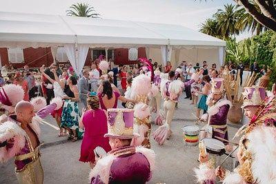 La boda de Javi y Ornella en Tacoronte, Santa Cruz de Tenerife 39