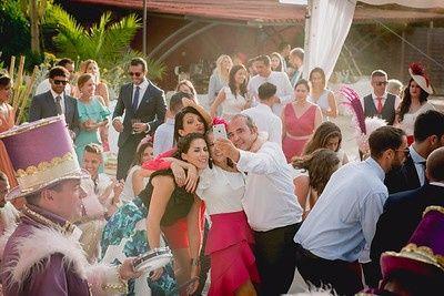 La boda de Javi y Ornella en Tacoronte, Santa Cruz de Tenerife 41