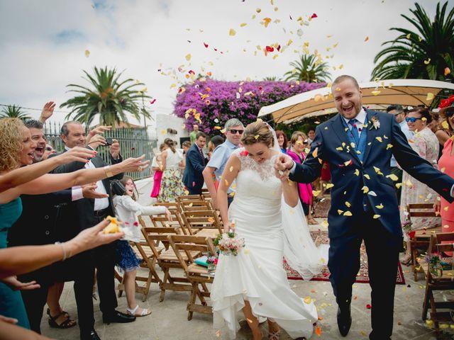 La boda de Ornella y Javi