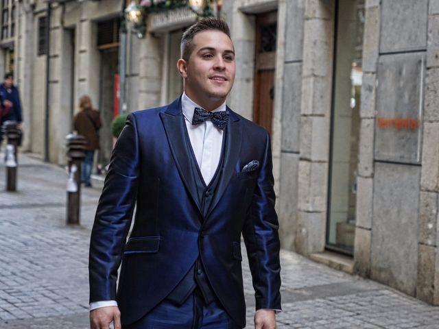 La boda de Alex y Lidia en Canet D'adri, Girona 7