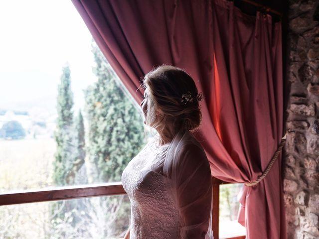 La boda de Alex y Lidia en Canet D'adri, Girona 16