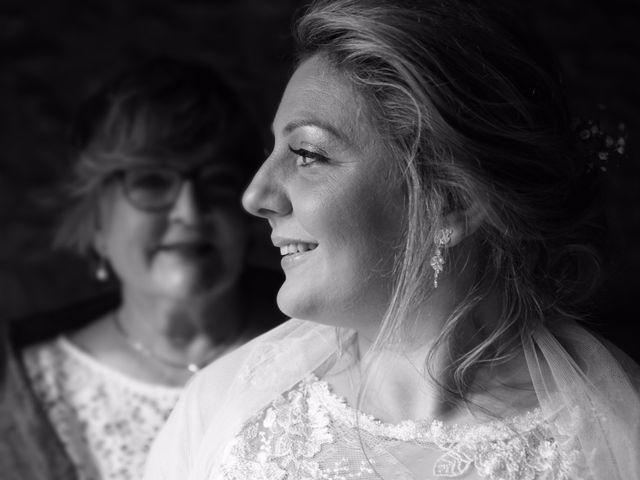 La boda de Alex y Lidia en Canet D'adri, Girona 20