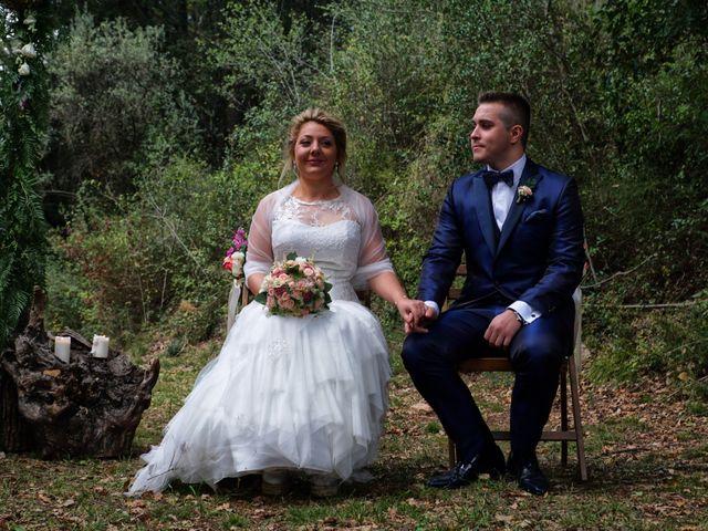 La boda de Alex y Lidia en Canet D'adri, Girona 22
