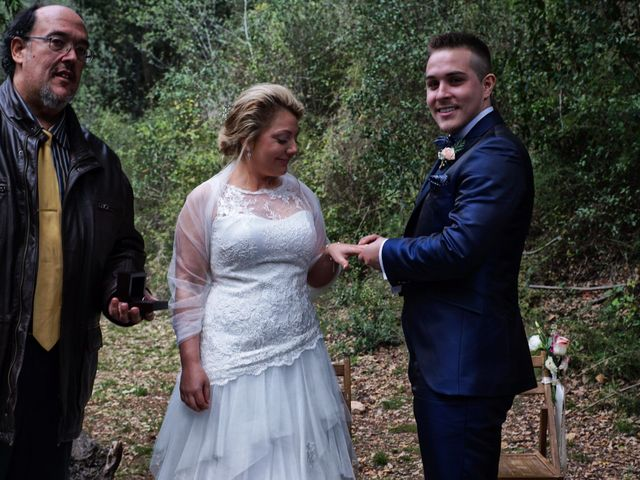 La boda de Alex y Lidia en Canet D'adri, Girona 23