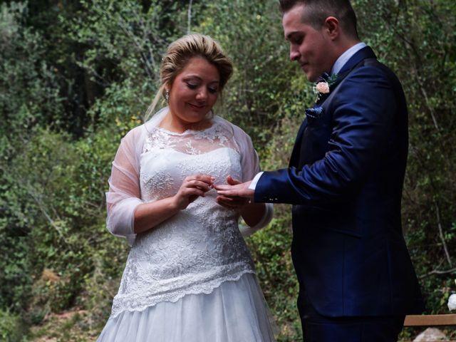 La boda de Alex y Lidia en Canet D'adri, Girona 24