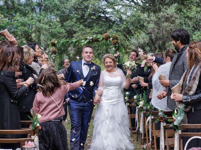 La boda de Alex y Lidia en Canet D'adri, Girona 25