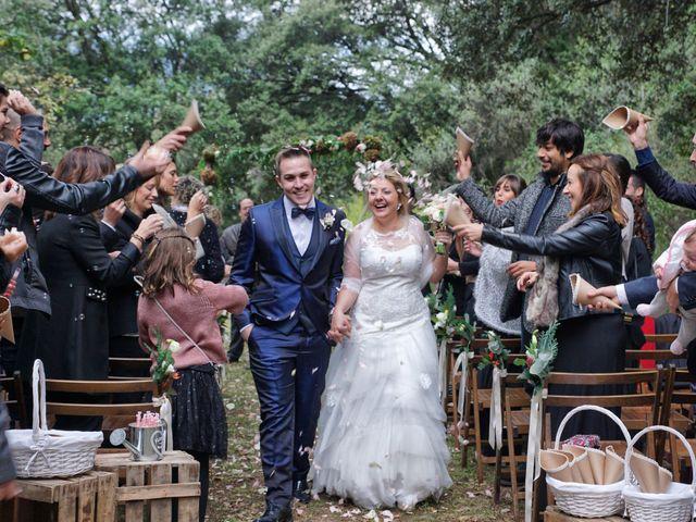 La boda de Alex y Lidia en Canet D'adri, Girona 26