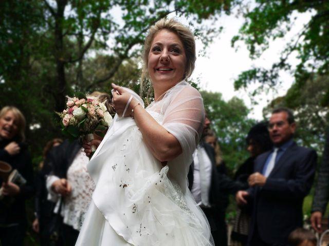 La boda de Alex y Lidia en Canet D'adri, Girona 28