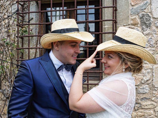 La boda de Alex y Lidia en Canet D'adri, Girona 34