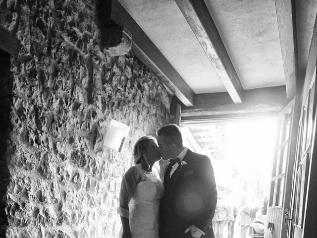 La boda de Alex y Lidia en Canet D'adri, Girona 36