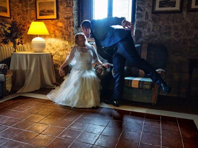 La boda de Alex y Lidia en Canet D'adri, Girona 1