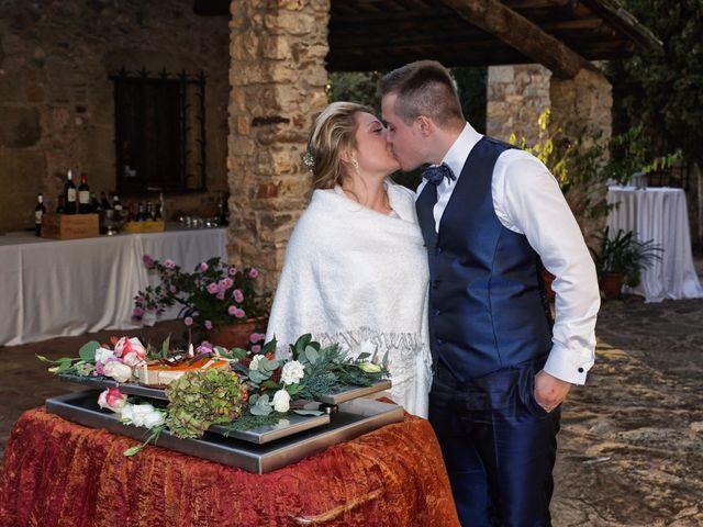 La boda de Alex y Lidia en Canet D'adri, Girona 40