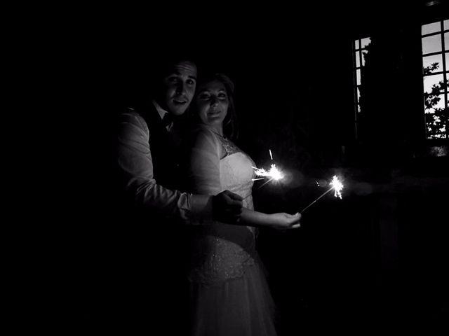 La boda de Alex y Lidia en Canet D'adri, Girona 43