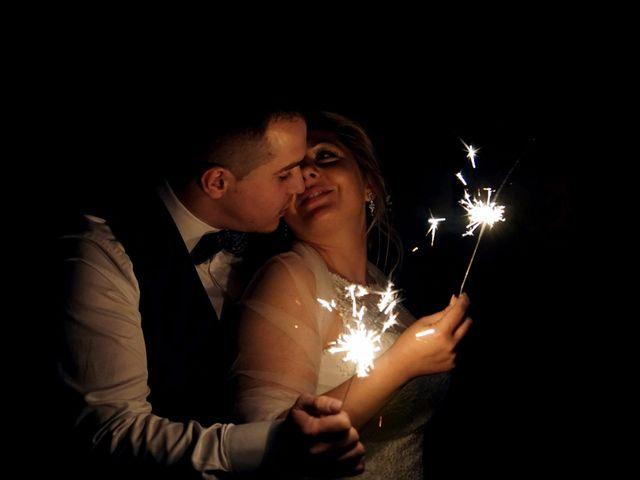 La boda de Lidia y Alex