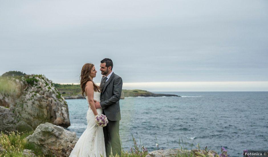 La boda de Joseba y Maialen en Santurtzi, Vizcaya