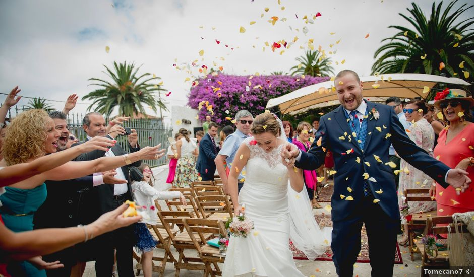 La boda de Javi y Ornella en Tacoronte, Santa Cruz de Tenerife