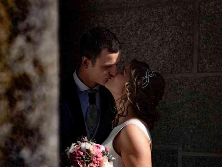 La boda de Alba y Gregorio