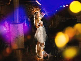 La boda de María y Ángel