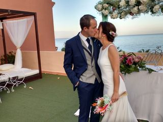 La boda de Bruno y Rocío