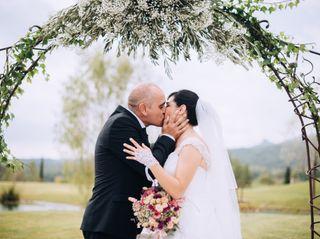 La boda de Cristina y Javier