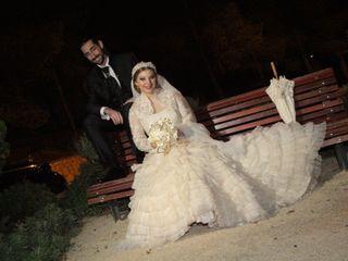 La boda de Reme y Alberto