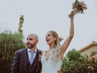 La boda de Steffi y Borja