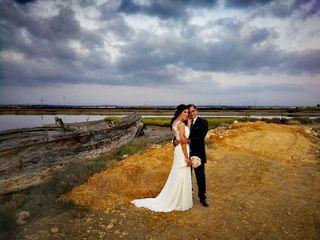 La boda de Marieli y Manuel