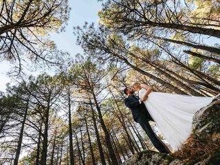 La boda de Lorena y Joaquin