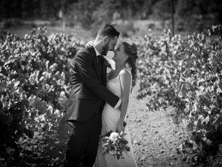 La boda de Alex y Marta