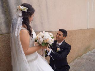 La boda de Ujué y Fran