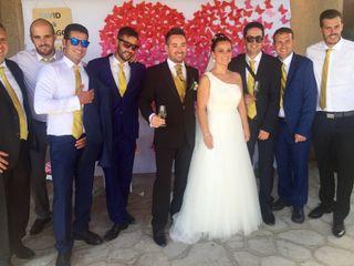 La boda de David y Bego