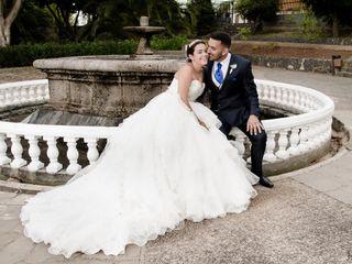 La boda de Amanda y Domingo