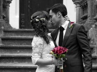 La boda de Ivan y Isabel