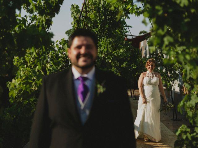 La boda de Marta y Óliver