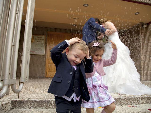 La boda de Emilio y Sonia en Fuenlabrada, Madrid 18