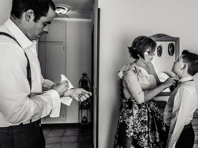 La boda de Ángel y María en Brihuega, Guadalajara 3