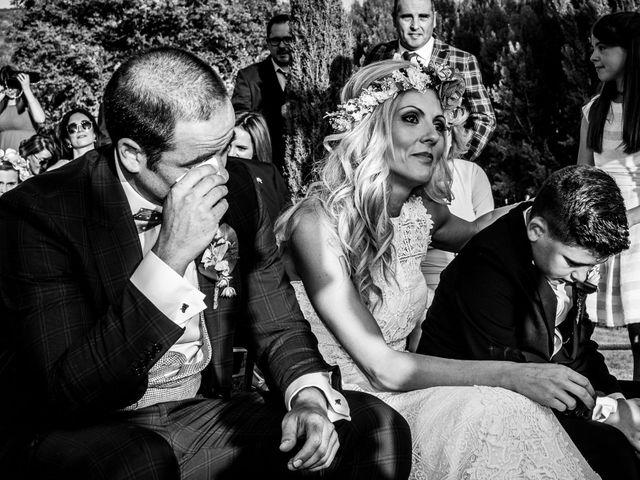 La boda de Ángel y María en Brihuega, Guadalajara 8