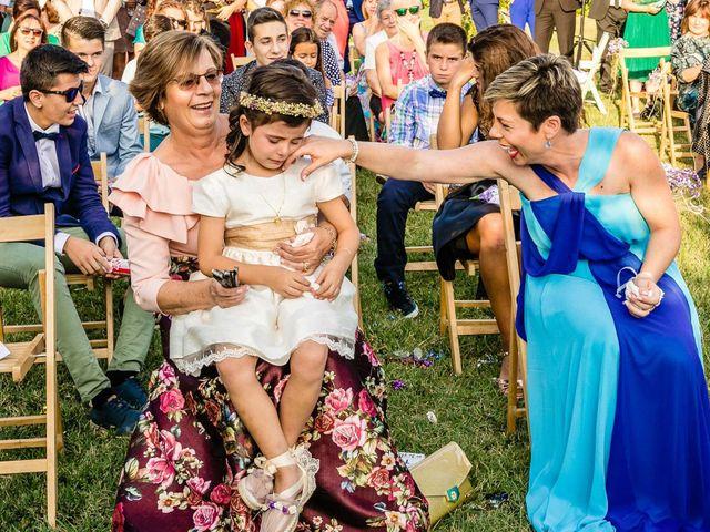 La boda de Ángel y María en Brihuega, Guadalajara 9