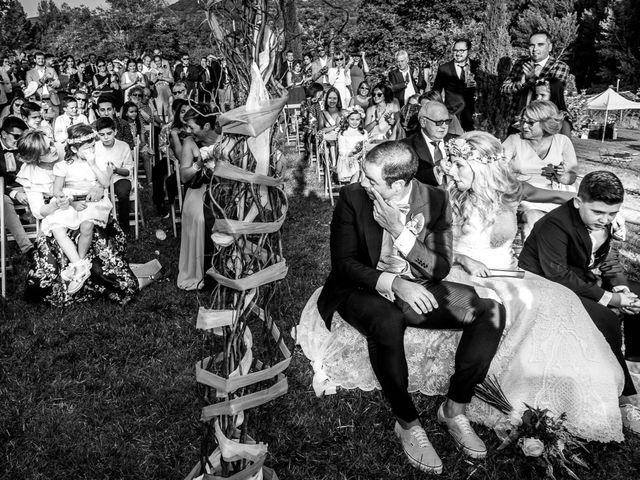 La boda de Ángel y María en Brihuega, Guadalajara 10