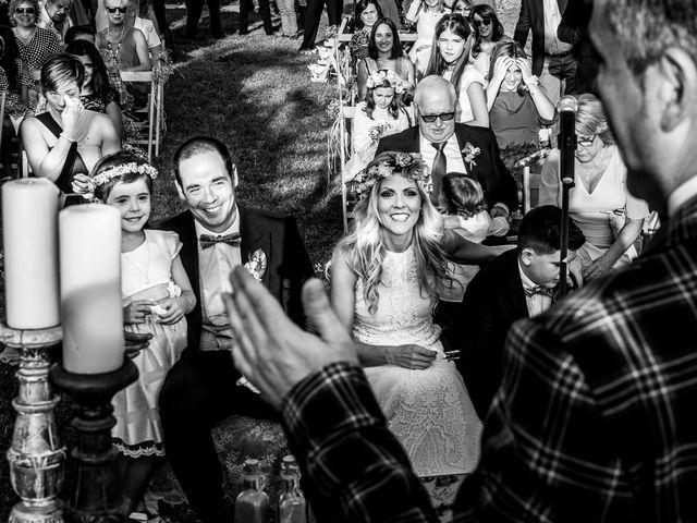 La boda de Ángel y María en Brihuega, Guadalajara 11