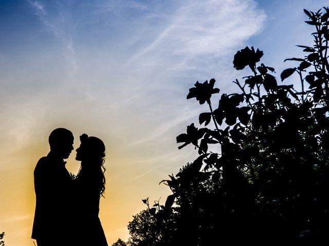 La boda de Ángel y María en Brihuega, Guadalajara 14