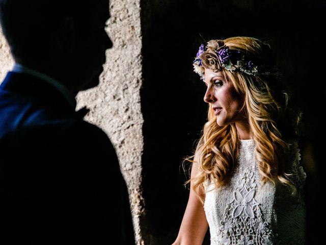 La boda de Ángel y María en Brihuega, Guadalajara 19