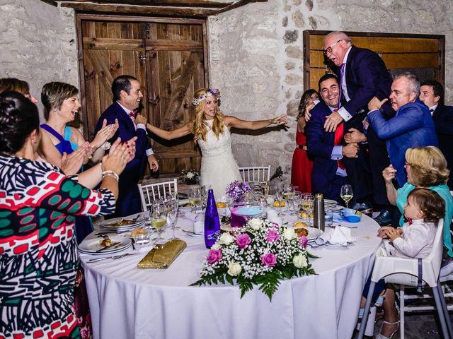 La boda de Ángel y María en Brihuega, Guadalajara 22