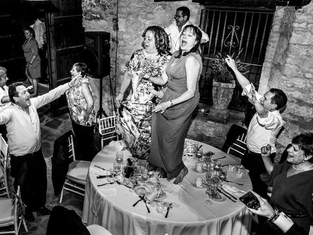 La boda de Ángel y María en Brihuega, Guadalajara 29