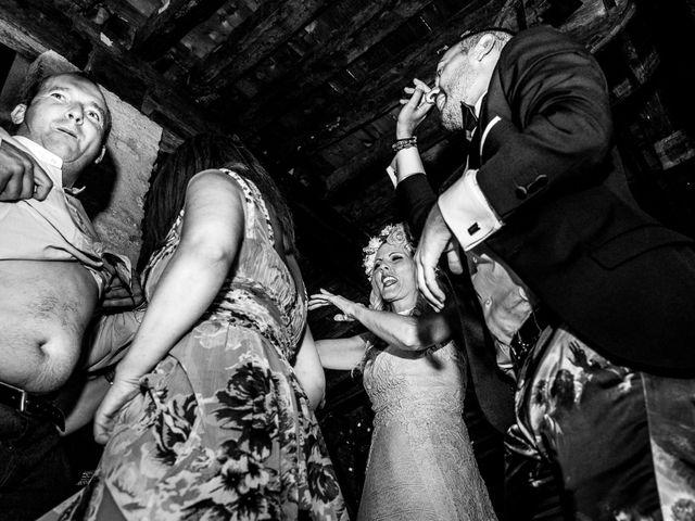 La boda de Ángel y María en Brihuega, Guadalajara 30