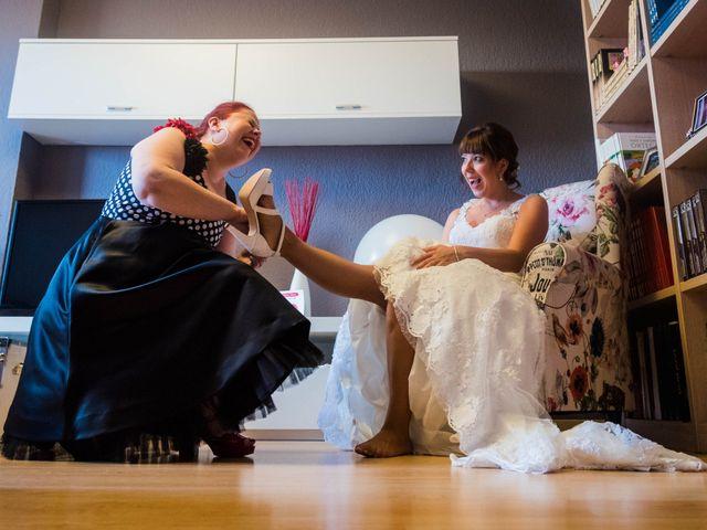 La boda de Rubén y Patri en Huesca, Huesca 11