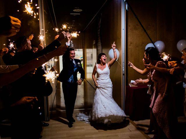 La boda de Rubén y Patri en Huesca, Huesca 27